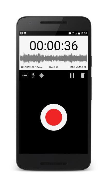 ASR - Another Sound Recorder by NLL APPS